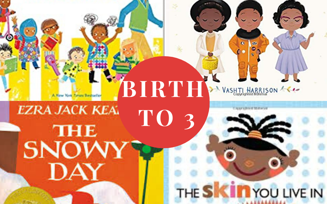 Children's Books on Race and Diversity